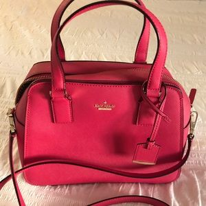 Kate Spade Cameron little babe Leather Satchel